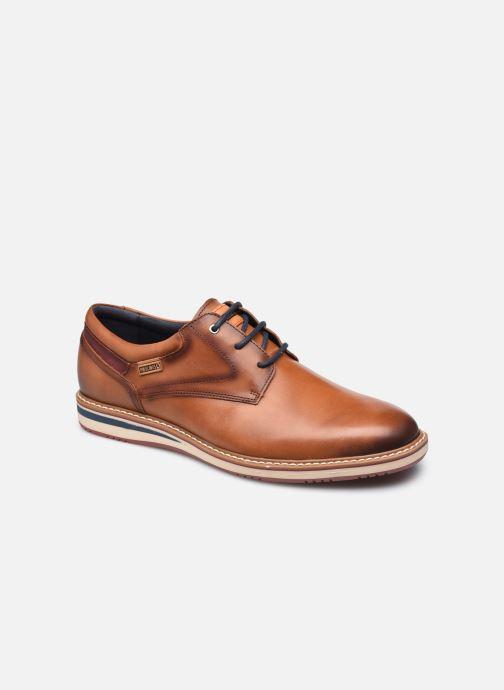 Chaussures à lacets Pikolinos AVILA M1T Marron vue détail/paire