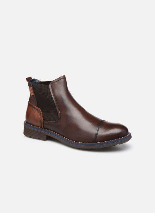 Bottines et boots Pikolinos YORK M2M Marron vue détail/paire