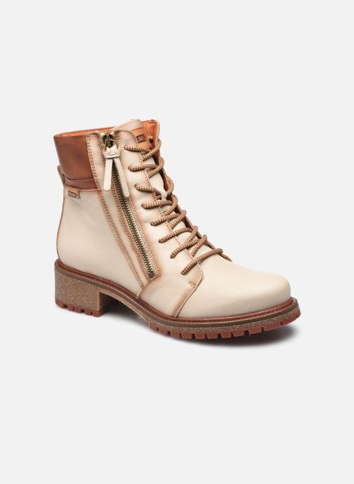 Boots en enkellaarsjes Pikolinos ASPE W9Z Wit detail