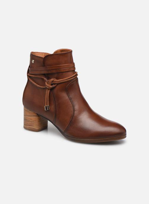 Boots en enkellaarsjes Dames CALAFAT W1Z