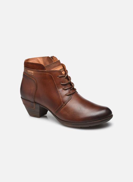 Stiefeletten & Boots Pikolinos ROTTERDAM 902 braun detaillierte ansicht/modell