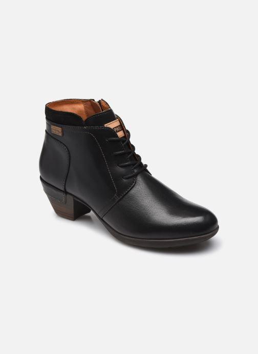 Stiefeletten & Boots Pikolinos ROTTERDAM 902 schwarz detaillierte ansicht/modell