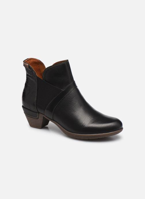 Stiefeletten & Boots Pikolinos ROTTERDAM902 schwarz detaillierte ansicht/modell