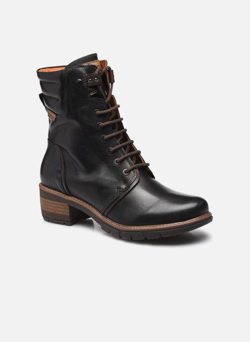 Boots en enkellaarsjes Pikolinos SAN SEBASTIA W1T Zwart detail