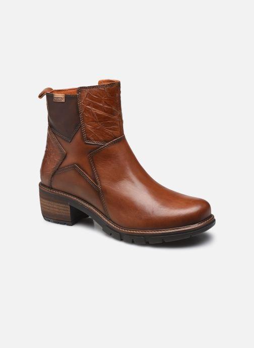 Stiefeletten & Boots Pikolinos SAN SEBASTIA W1T braun detaillierte ansicht/modell