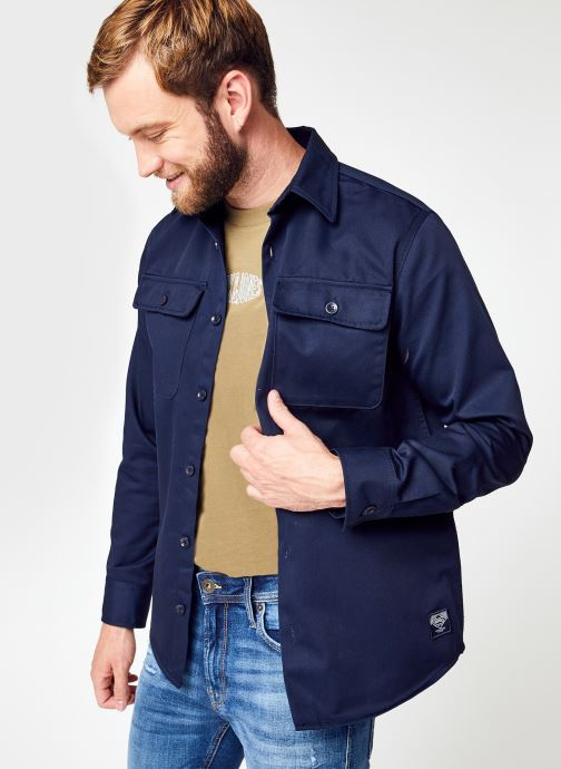 Abbigliamento Accessori Jordarren Tobis Overshirt Ls