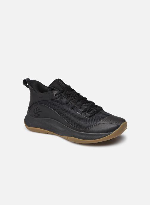 Zapatillas de deporte Under Armour 3Z5 Negro vista de detalle / par