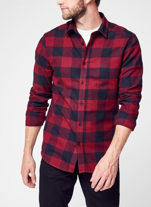 Vêtements Accessoires Onsgudmund Life  Ls Checked Shirt Noos
