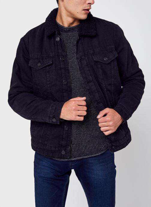 Kleding Accessoires Onslouis Life Jacket Black Pk 9902