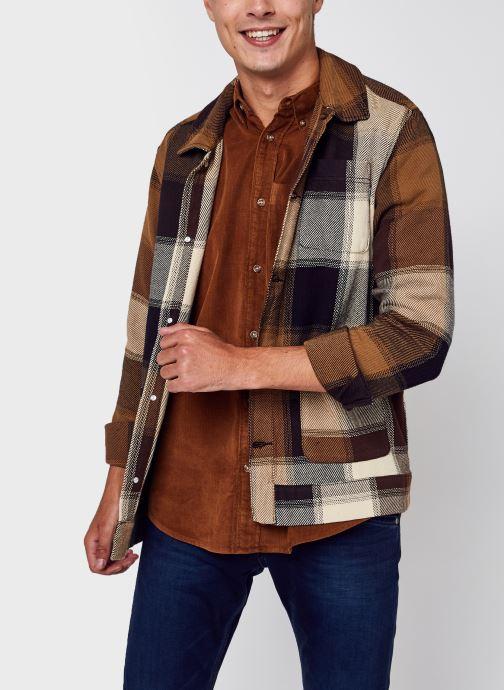 Vêtements Accessoires Onsmace Life Ls Heavy Check Jacket