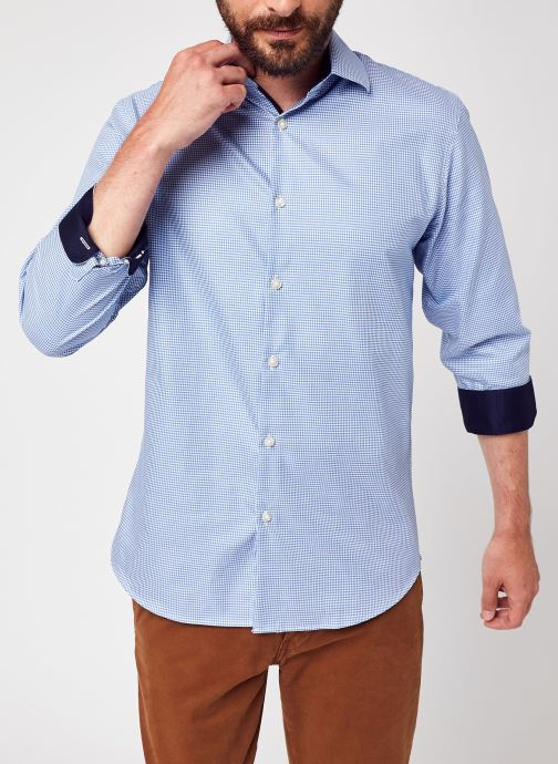 Ropa Accesorios Slhslimnew-Mark Shirt Ls B Noos