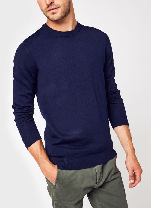 Vêtements Accessoires Slhtown Merino Coolmax Knit Crew B Noos