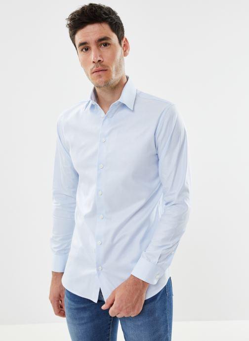 Ropa Accesorios Slhslimethan Shirt Ls Classic B Noos
