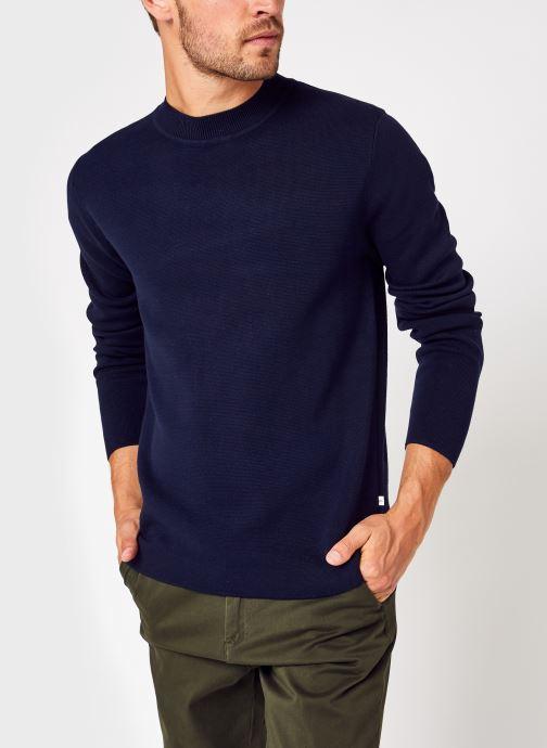 Vêtements Accessoires Slhrabb Ls Solid Knit Crew Neck G