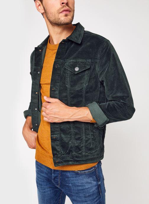Kleding Accessoires Slhjeppe Corduroy Jacket M