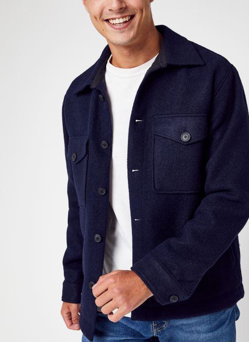 Abbigliamento Accessori Slhsust. Iconics Lumber Jkt W