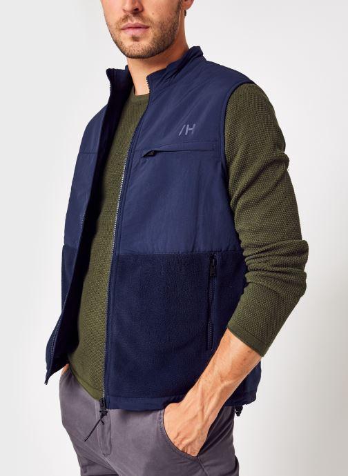 Kleding Accessoires Slhnohr Fleece Vest W