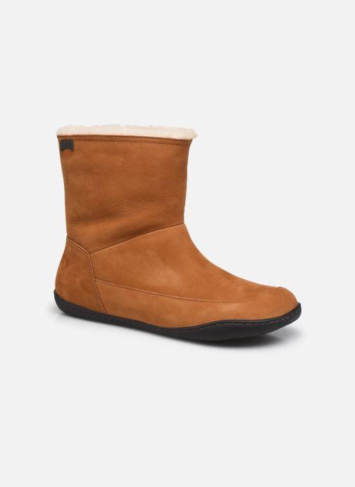 Bottines et boots Femme PEU CAMI K400598 W