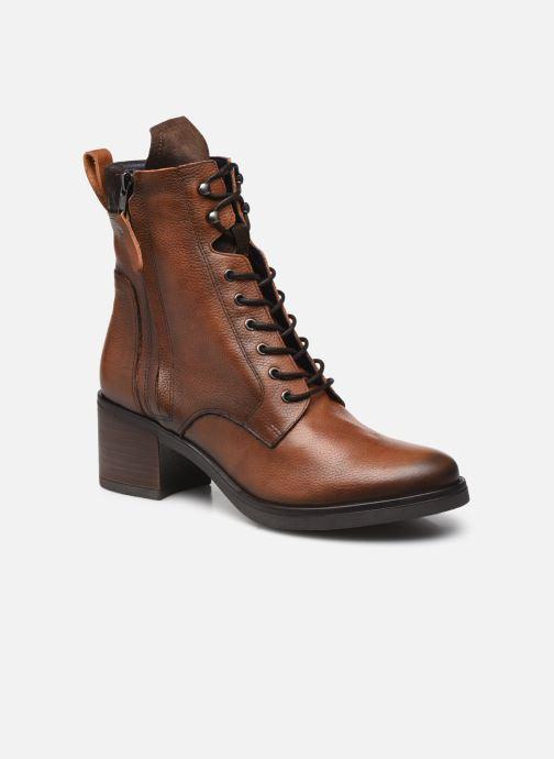 Bottines et boots Dorking ROX Marron vue détail/paire