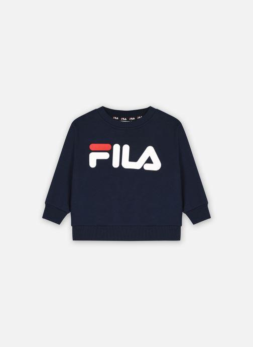 Vêtements FILA Kids Unisex Tim Logo Crew Shir Noir vue détail/paire
