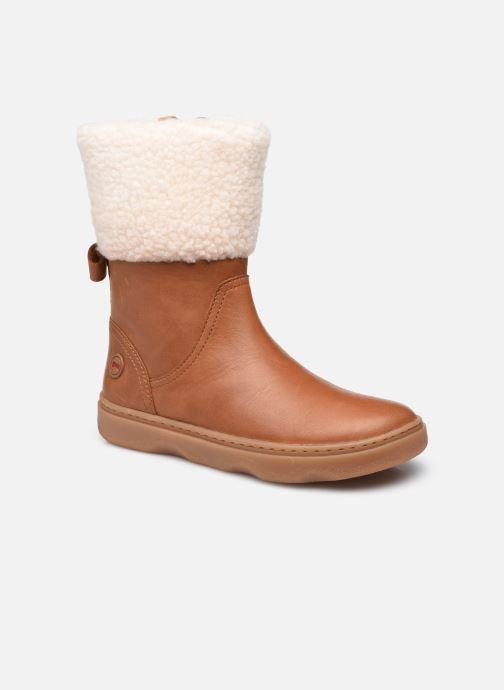 Boots en enkellaarsjes Camper KIDDO K900240 Kids Bruin detail