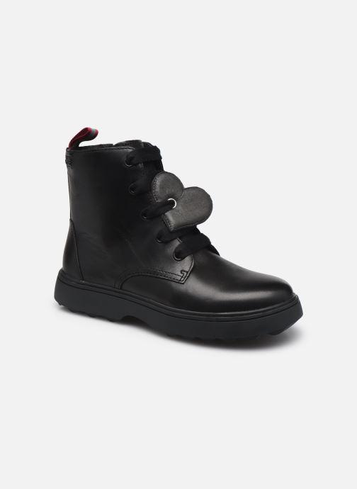 Boots en enkellaarsjes Camper NORTE K900150 Kids Zwart detail