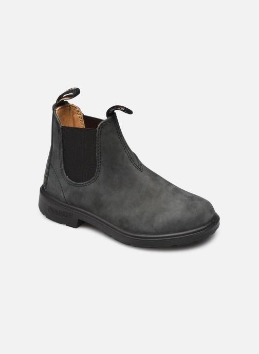 Stiefeletten & Boots Blundstone Kids Chelsea Boots 1325 schwarz detaillierte ansicht/modell