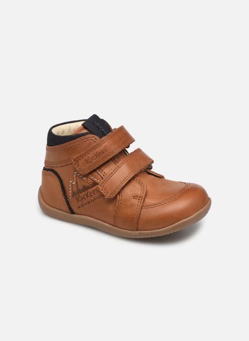 Boots en enkellaarsjes Kinderen Bikro Mountain