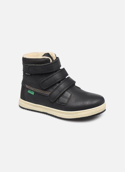 Sneaker Kickers Yepokro WPF schwarz detaillierte ansicht/modell