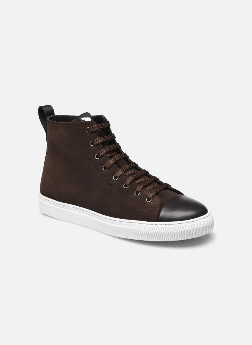 Sneaker National Standard M02-21F braun detaillierte ansicht/modell