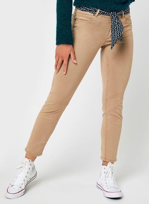 Kleding Accessoires Pantalon 5 Poches, Slim