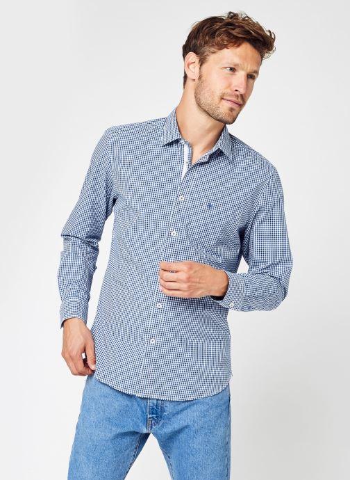 Abbigliamento Marc O'Polo Chemise Manches Longues Azzurro vedi dettaglio/paio