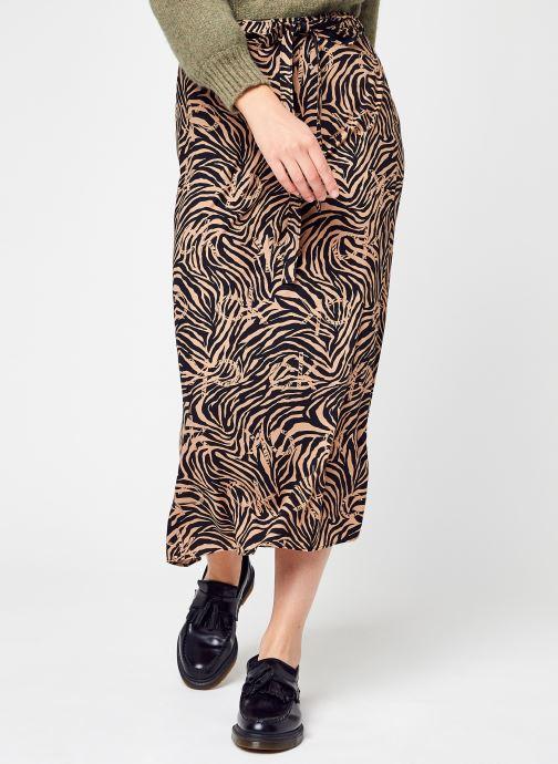 Vêtements Accessoires Winter Viscose Midi Skirt