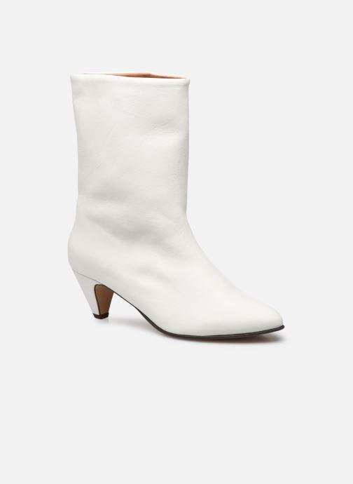 Stiefeletten & Boots Anonymous Copenhagen Vully Stiletto weiß detaillierte ansicht/modell