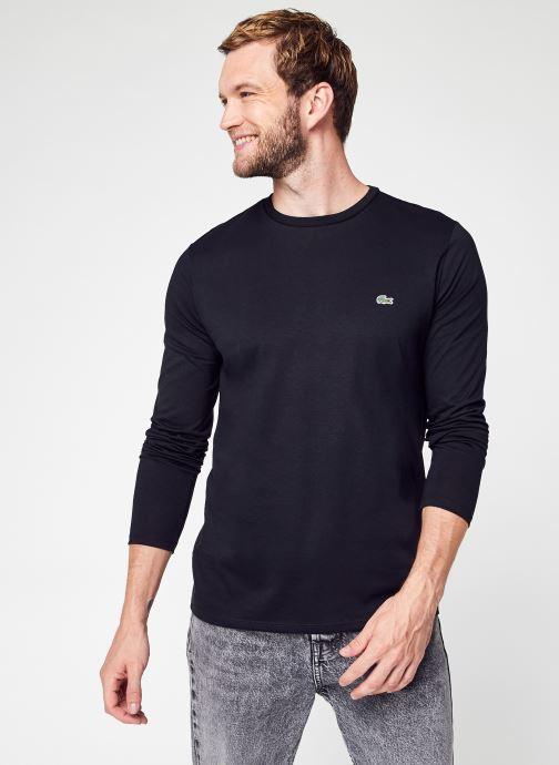 Vêtements Accessoires Tee-Shirt ML Pima Coton Lacoste