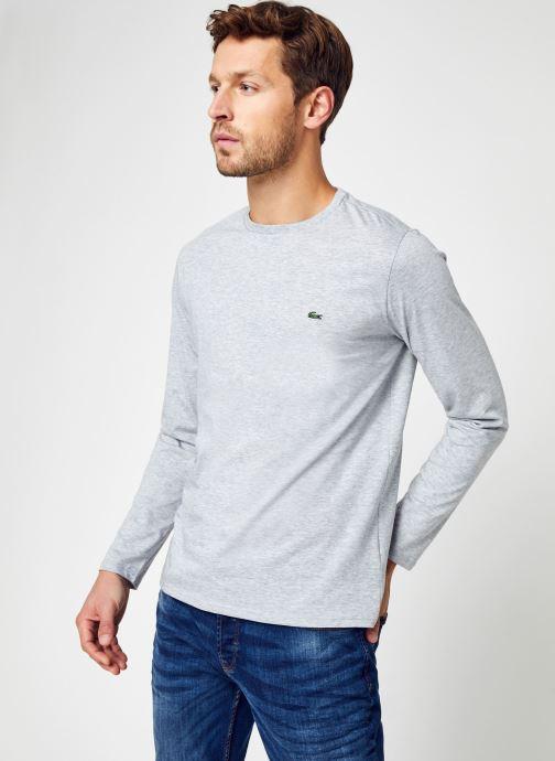 Ropa Accesorios Tee-Shirt ML Pima Coton Lacoste