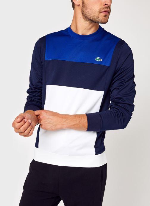 Vêtements Accessoires Sweatshirt Colorblock Lacoste