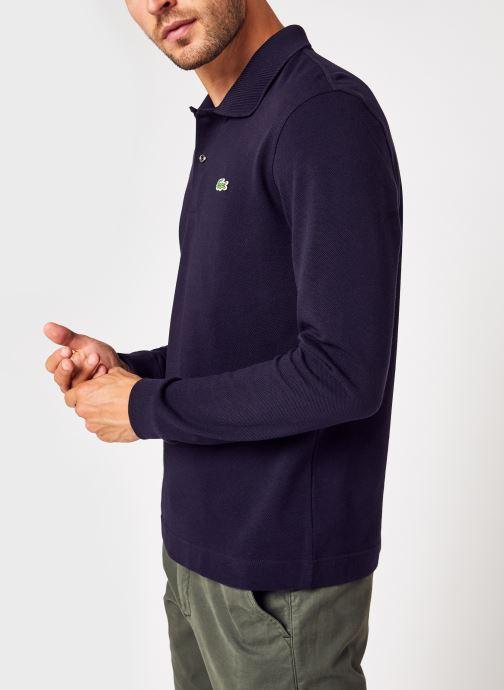 Vêtements Accessoires Polo Classique ML L1321 Croco