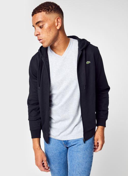 Vêtements Accessoires Sweatshirt Zippé ML Lacoste