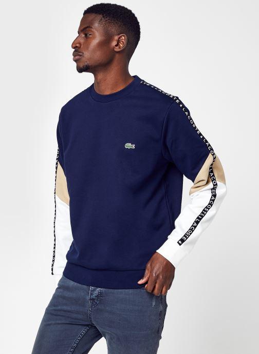 Vêtements Accessoires Sweatshirt Géo ML Lacoste