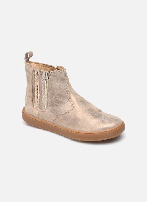 Bottines et boots Shoo Pom Play New Shine Marron vue détail/paire