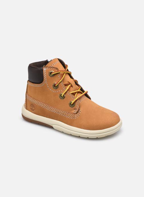 "Stiefeletten & Boots Timberland Toddle Tracks 6"" Boot braun detaillierte ansicht/modell"