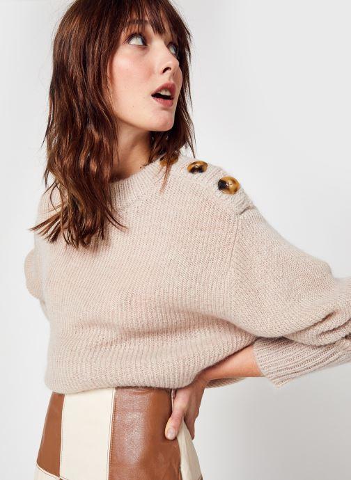 Abbigliamento Jolie Jolie Petite Mendigote Jasper Bianco vedi dettaglio/paio