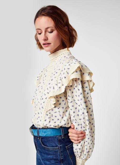 Abbigliamento Jolie Jolie Petite Mendigote Malia Mi Bianco vedi dettaglio/paio