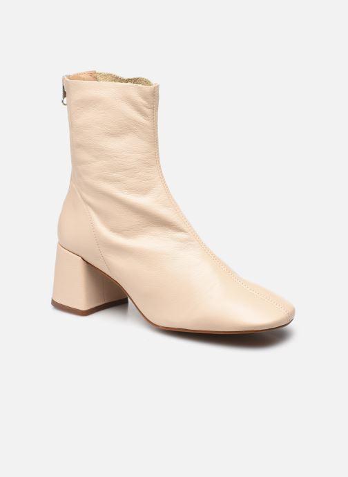 Boots en enkellaarsjes Jonak BENONIE Beige detail