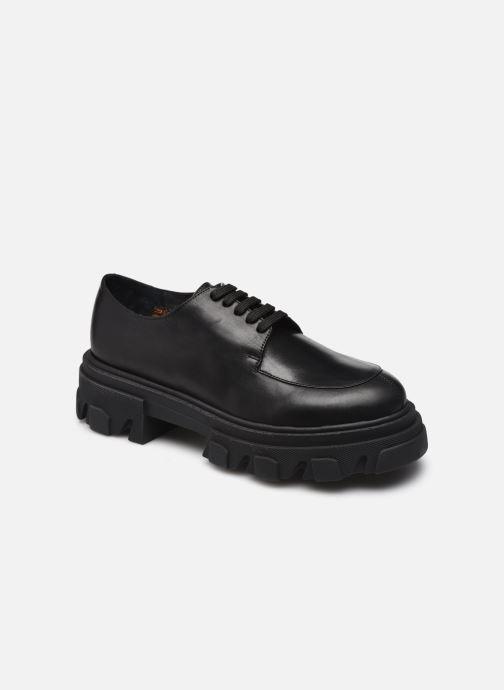 Chaussures à lacets Jonak DEMER Noir vue détail/paire