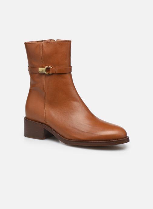 Bottines et boots Jonak DEKUGAR Marron vue détail/paire