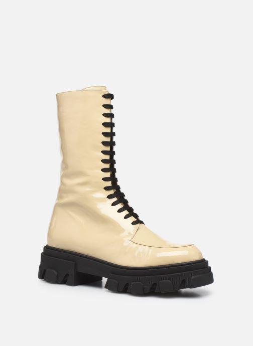 Boots en enkellaarsjes Jonak DEMETER Beige detail
