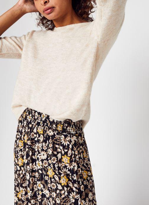 Vêtements Accessoires Pcfloss Ls Reversible Wool Knit Bc
