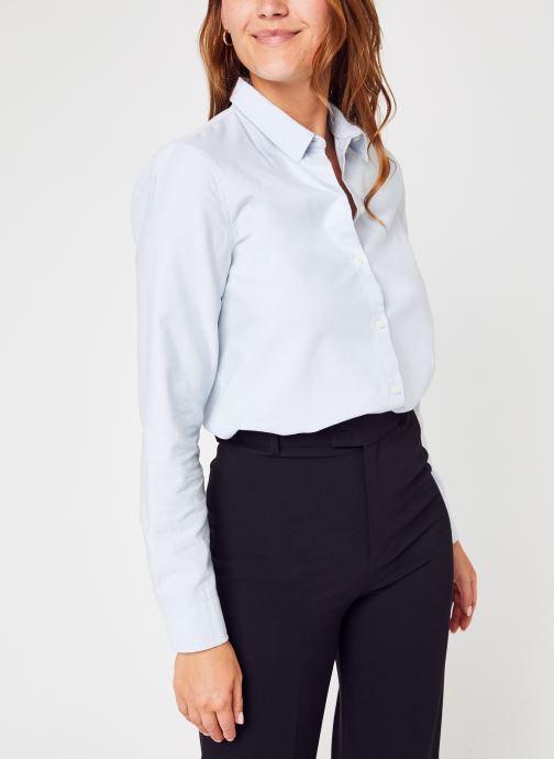Vêtements Accessoires Pcirena Ls Oxford Shirt Noos Bc